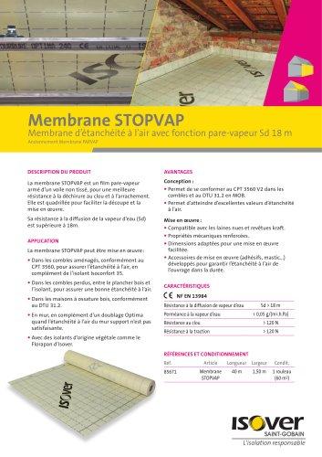 Membrane Stop Vap