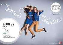 KIOTO SOLAR brochure