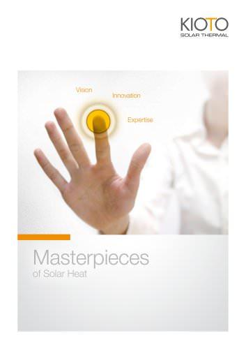 Masterpieces of Solar Heat