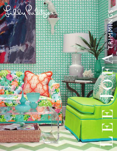 Lilly Pulitzer:Trimmings Catalog
