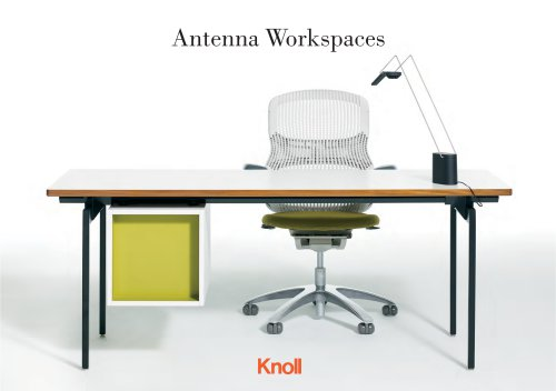 Antenna Workspaces