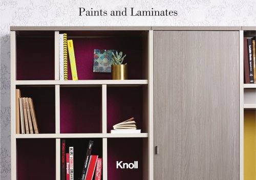 Paints and Laminates Brochure