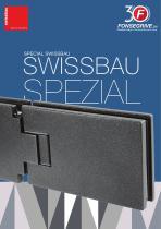 Nouveautes Swissbau 2018