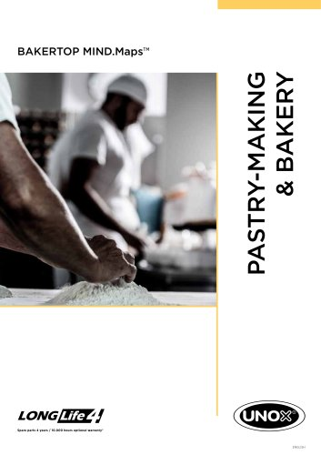 PASTRY-MAKING & BAKERY