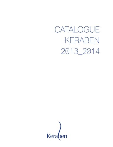 General catalogue 2013-2014