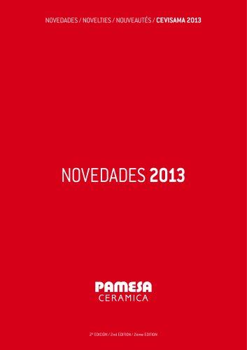 NOVEDADES CEVISAMA 2013 2ª EDICIÓN