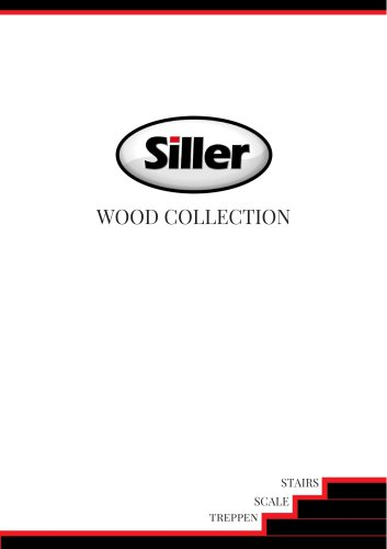 Siller Stairs wood brochure