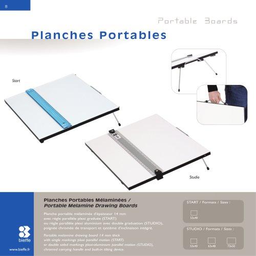 Portable Boards
