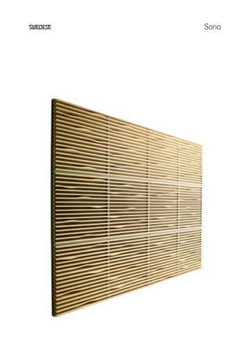 Acoustic panel