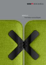 WINEA X Système de panneau
