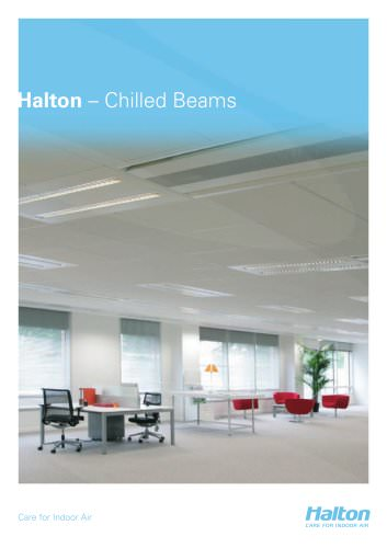 Halton ? Chilled Beams