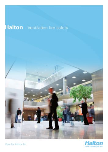 Halton ? Ventilation fire safety