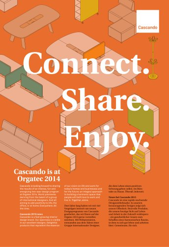 Connect share enjoy