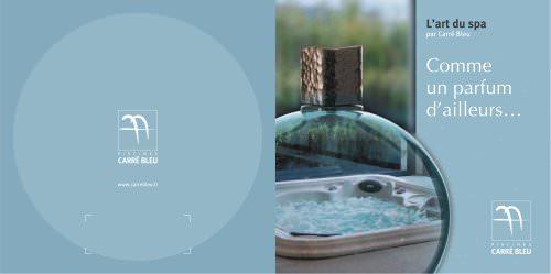 L'art du spa par Carré Bleu