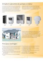 Pompes à chaleur air/eau - 2