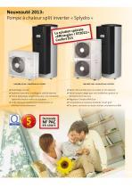 Pompes à chaleur air/eau - 3