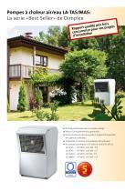 Pompes à chaleur air/eau - 4