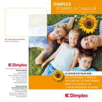 Pompes à Chaleur Dimplex - 1