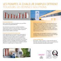 Pompes à Chaleur Dimplex - 6