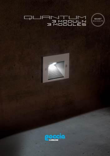 QUANTUM 3 modulos