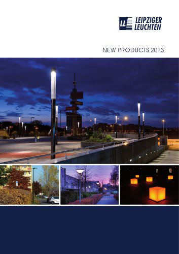 NEW PRODUCTS 2013