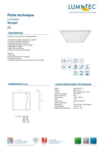 DL Skylight