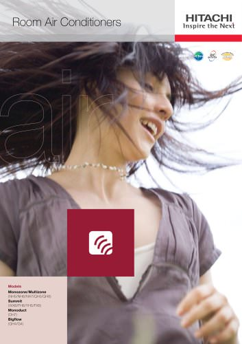 Room Air Conditioners Brochure