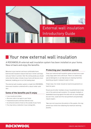 EWI INTRODUCTORY GUIDE FOR RESIDENTS