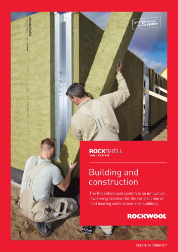ROCKSHELL® BUILDING AND CONSTRUCTION