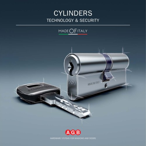 CYLINDRES TECHNOLOGY AND SECURITY