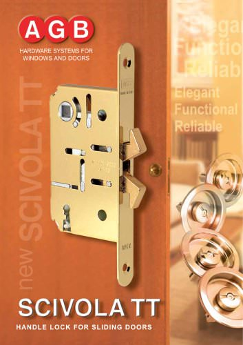 HARDWARE SYSTEMS FOR WINDOWS AND DOORS