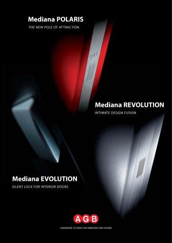 Mediana - POLARIS, REVOLUTION, EVOLUTION