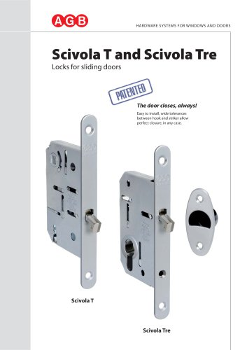 Scivola T and Scivola Tre