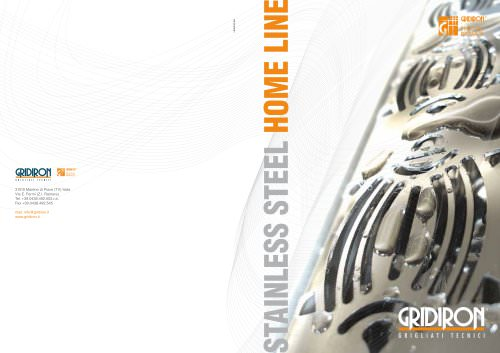HOME-LINE Stainless Steel Products