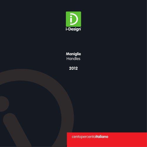 CATALOGUE i-DESIGN