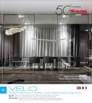 Catalogue Velo, Portes Coulissantes