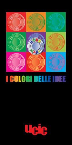 """Brochure """"I colori delle idee"""""""