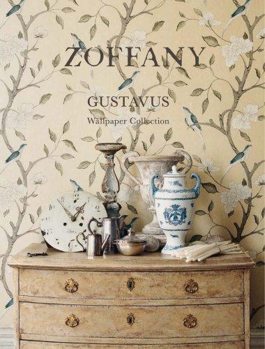 GUSTAVUS Wallpaper Collection