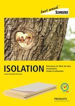 best wood - PENNEAUX ISOLANTS EN FIBRE DE BOIS
