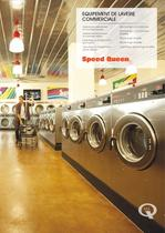 Equipement de laverie commerciale