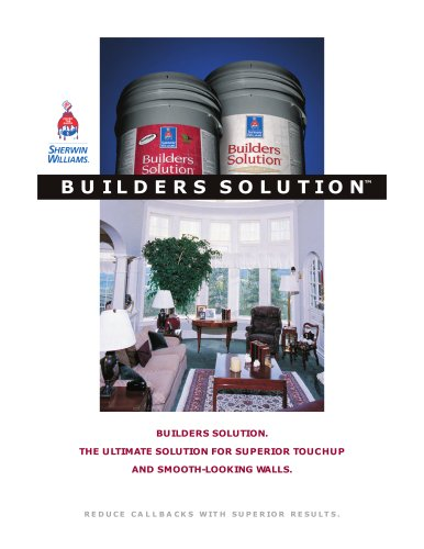 Builders Solution