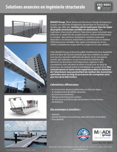 Ingénierie aluminium