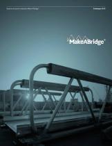 Make-A-Bridge® Catalogue Système de ponts modulaires d'aluminium - 1