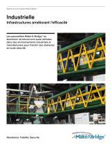 Make-A-Bridge® Système de ponts - Industrielle - 1