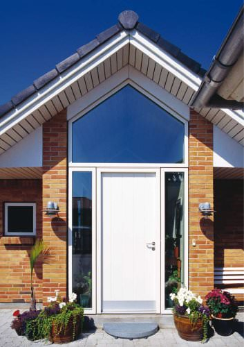 VELFAC 600 Wood/alu. entrance doors
