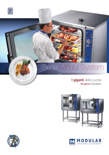 OVENS - Modul System Series