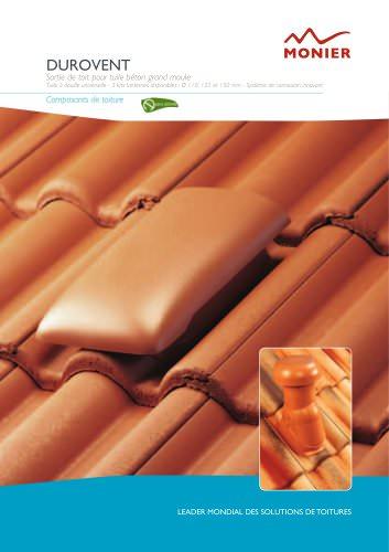 Aération Monier Catalogue Pdf Documentation Brochure