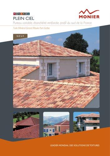 Plein Ciel Monier Catalogue Pdf Documentation Brochure