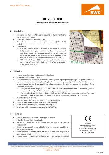 BDS TEX 300