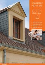Catalogue Inspiration - Partie Décor de façade Weser SAS 2019